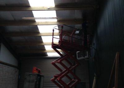 Commercial Lighting Installations Northern Ireland