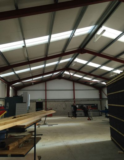 Commercial & Industrial Electricians Northern Ireland
