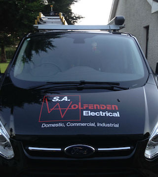 Electrical Contractors Antrim & Electricians County Antrim